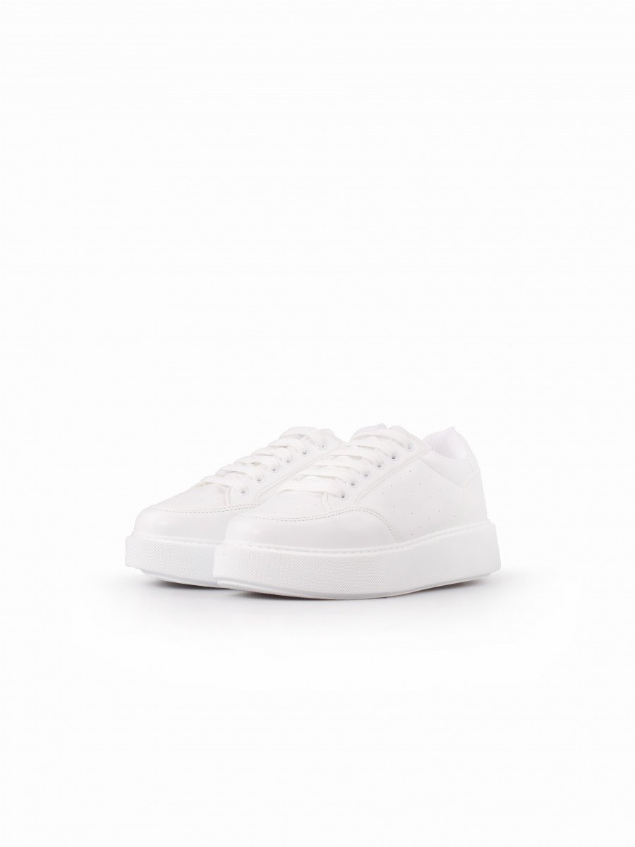 EATALYSHOES KADIN SNEAKER 234 BEYAZ